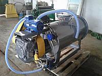 Установка для производства пенобетона наливного