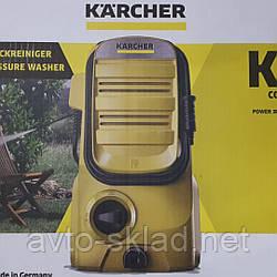 Мийка високого тиску Karcher К2 Compact Relaunch KH 1.673-500.0