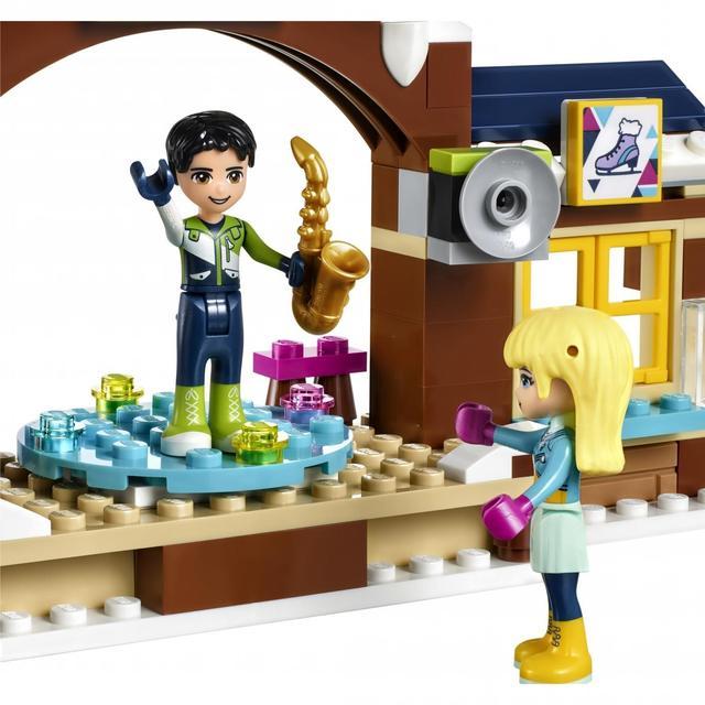 Lego Friends Горнолыжный курорт Хартлейк-Сіті