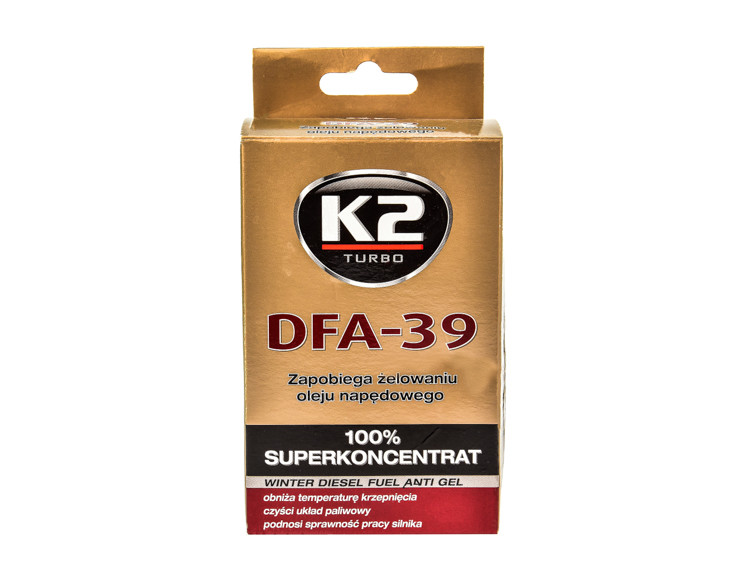 Антигель K2 DFA-39 50 мл
