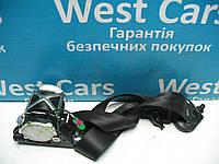 Ремень безопасности передний правый с пиропатроном Skoda Fabia 2007-2014 Б/У
