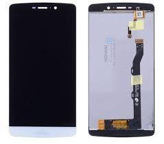 Дисплей для TP-LINK Neffos C5 Max с сенсорным стеклом (Белый) Оригинал Китай