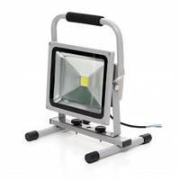 Галогенный светодиодный 30W холодный KD1230 Строительная лампа