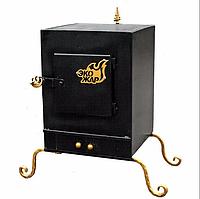 Печь-камин Экожар Комфорт  с камерой дожига вторичных газов