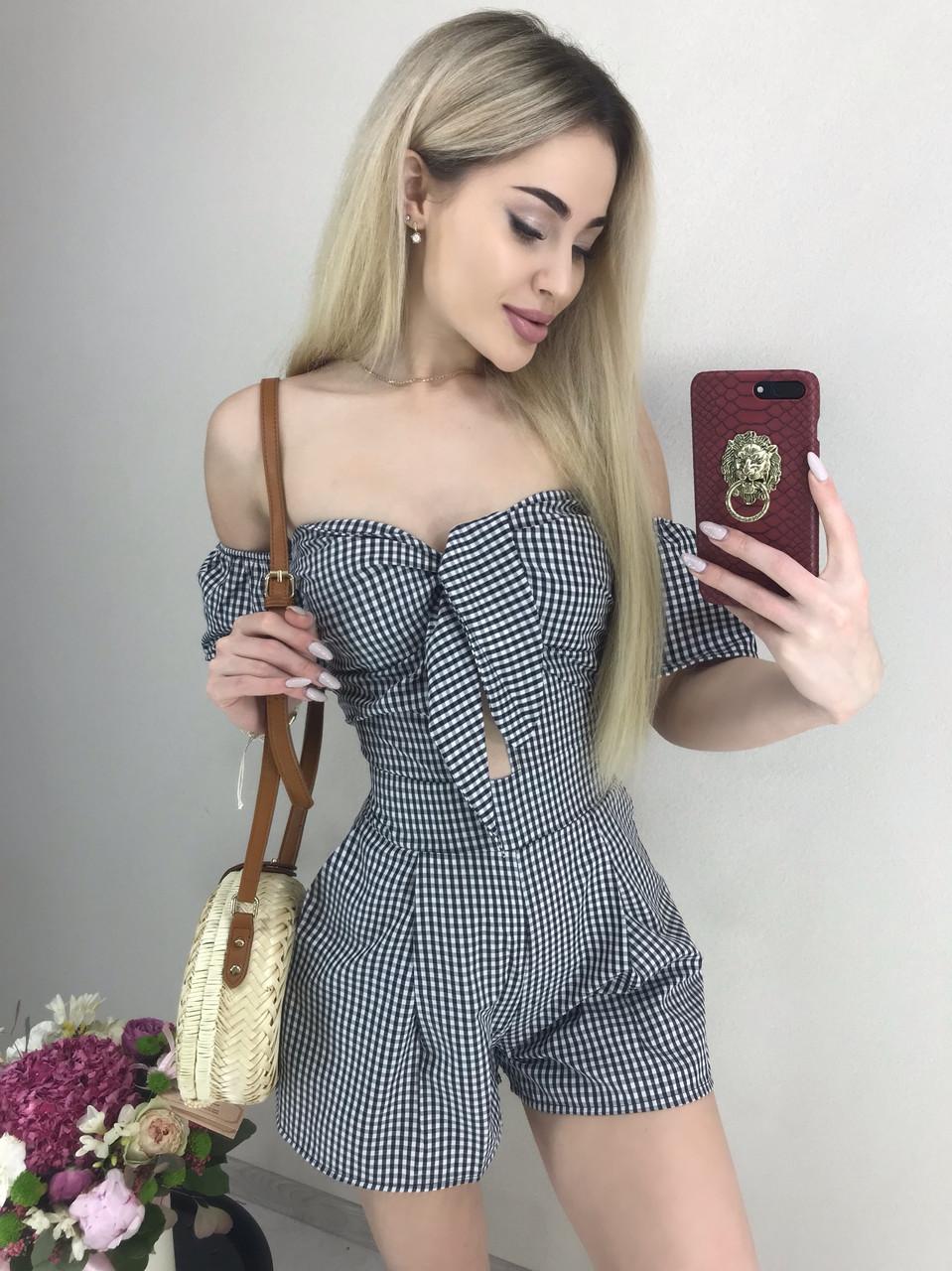 Блузка завязка