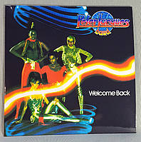 CD диск Peter Jacques Band - Welcome Back