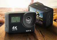 Экшн камера S8 - Full HD 4K Wi-Fi  с пультом ДУ, фото 1