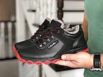 Мужские зимние кроссовки Colambia (черные), фото 3