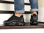 Мужские зимние кроссовки Nike Air Max 720 (черные), фото 4