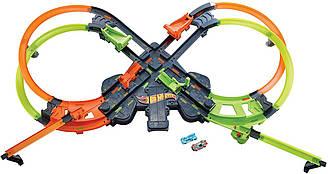 Трек Хот Вилс Грандиозное столкновение Hot Wheels Colossal Crash Track Set