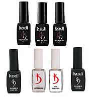 """Стартовый набор Kodi для покрытия ногтей гель-лаком """"Классик"""""""