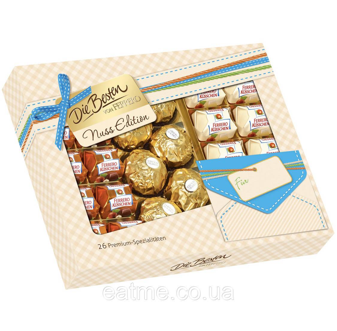 Die Besten von Ferrero Nuss Edition вкуснейший набор конфет Ferrero