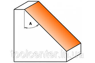 Фреза СМТ 19x11.5,55х8 для фасок с подшипником, фото 2