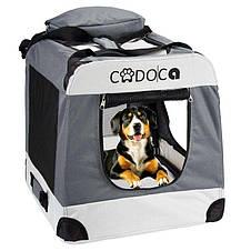 Сумка переноска для собак и кошек CAT DOG М, фото 3