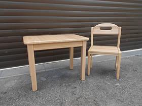 Комплекты столы+стульчик