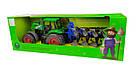 Игрушечный трактор 999A, фото 2