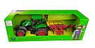 Игрушечный трактор 999A, фото 4