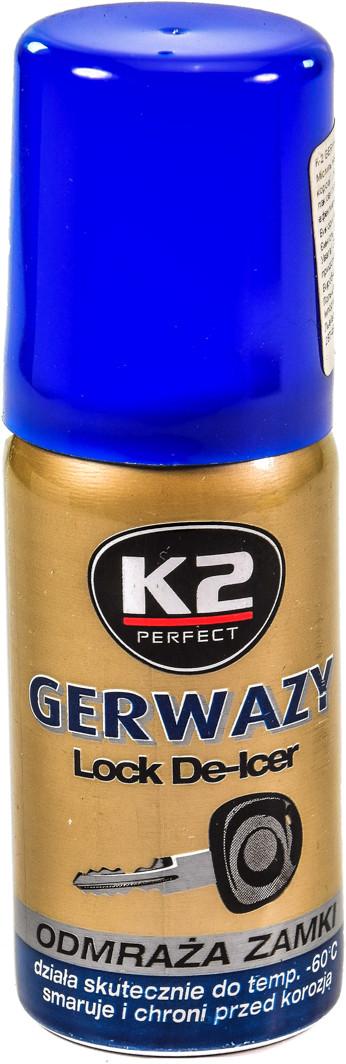 Размораживатель замков K2 Gerwazy 50 мл