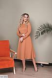 Стильное платье     (размеры 48-52) 0221-98, фото 3