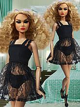 Одежда для кукол Барби (пеньюар и трусики)