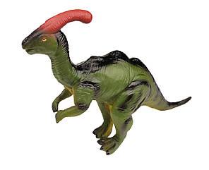 Динозавр JZD-76-3 (Паразавролофус)