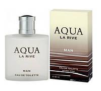 Туалетна вода для чоловіків La Rive Aqua 90 мл (5906735234084)