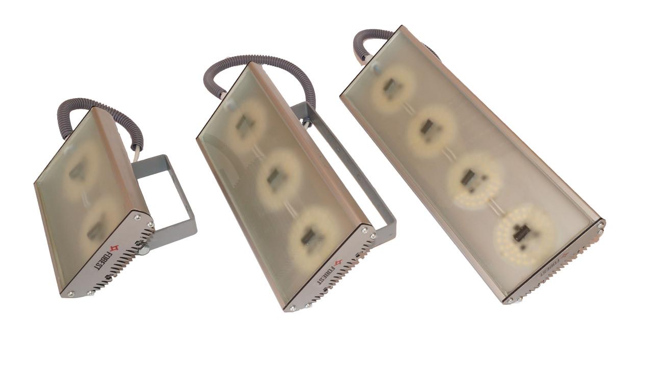 Светильник светодиодный ДПП1-400-001