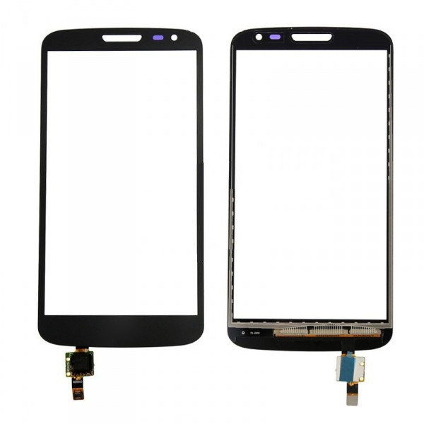 Сенсор (Тачскрин) для LG D618 | D620 | D610 | D625 | Optimus G2 mini (Черный) Оригинал Китай