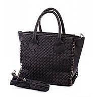 Черная женская сумочка, фото 1