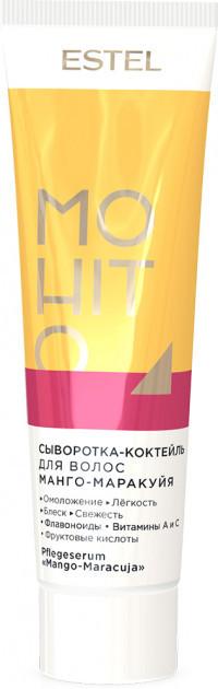Сиворотка- коктейль для волос Манго-Маракуйя ESTEL MOHITO 60 мл