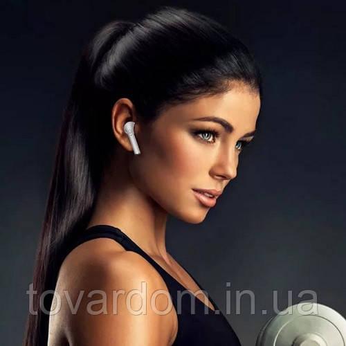 Блютуз наушники Stereo Bluetooth Headset Gelius Ultra Capsule GU-TWS-003