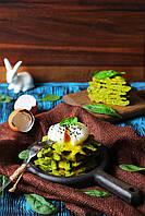 Сковородочка из дуба 19х14 см, фото 1