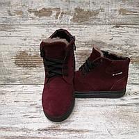 Зимняя обувь детская и подростковая