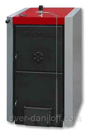 Твердотопливные котлы Viadrus U22 C 2 кВт 11.7, фото 2