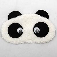 """Удобная мягкая маска для сна """"Panda - 3"""""""
