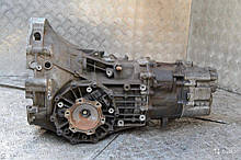 Коробка передач DQS AUDI A6C5 A4B5 2.5 TDI 6 ступка. КПП Ауди А6 А4 2.5 дизель