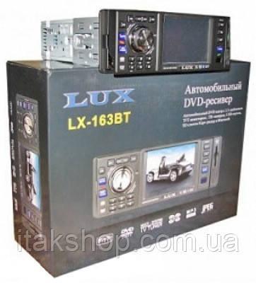 Автомагнитола Lux 163 BТ GPS навигатор, фото 2