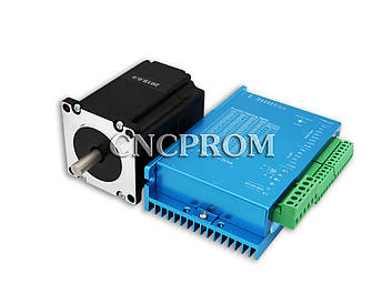 Шаговый сервопривод с обратной связью 57EBP75ALC-TFA + HBS57AJ, 1.5 Nm