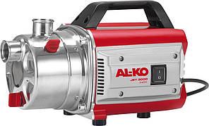 Поверхневий насос для чистої води AL-KO Jet 3000 Inox Classic (650 Вт, 3100 л/год)