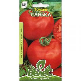 """Семена томата """"Санька"""" (0,3 г) от ТМ """"Велес"""""""