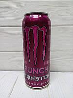 Газированный энергетический напиток Monster Punch MIXXD 500мл, фото 1