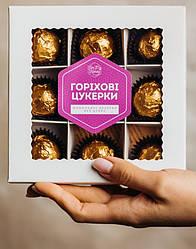 Шоколадні цукерки без цукру