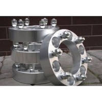 Алюминиевые проставки 6x139,7 (12x1,25 - 50mm)