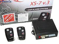Автосигнализация XS-7 v.3 без сирены
