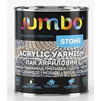 Лак Jumbo STONE SWL22 по камню Глянцевый 0,7л