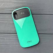 Противоударный чехол iFace Iphone X / XS Green