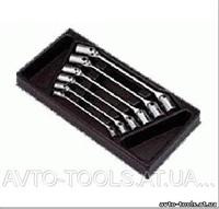 Hans набор ключей карданных 8-19мм в ложем 6 пр
