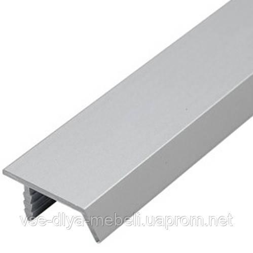 114300 Профиль-ручка алюминий LKW 10     L-2,75 м