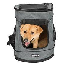 Рюкзак переноска для животных CAT DOG, фото 3