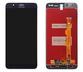 Дисплей для TP-LINK Neffos N1 с сенсорным стеклом (Черный) Оригинал Китай